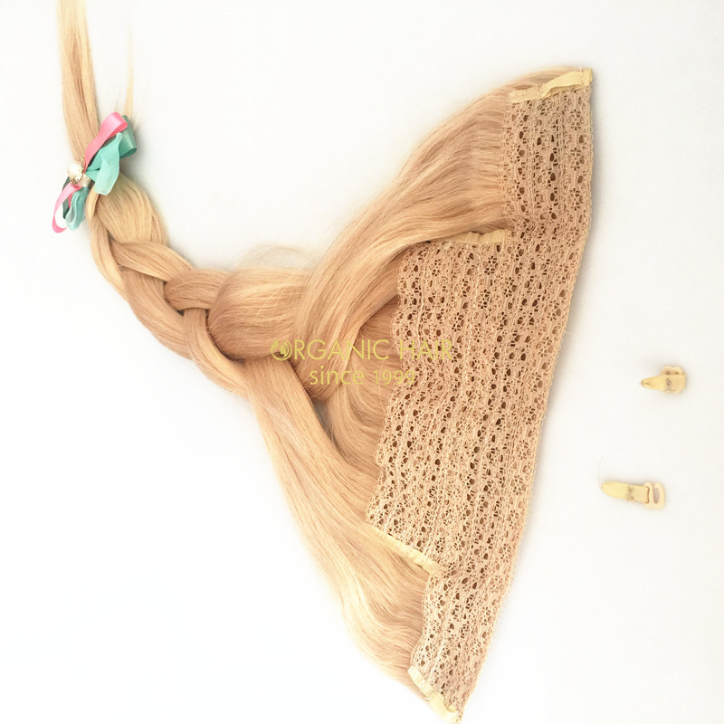 Human hair extensions australia Halo hair extensions weft